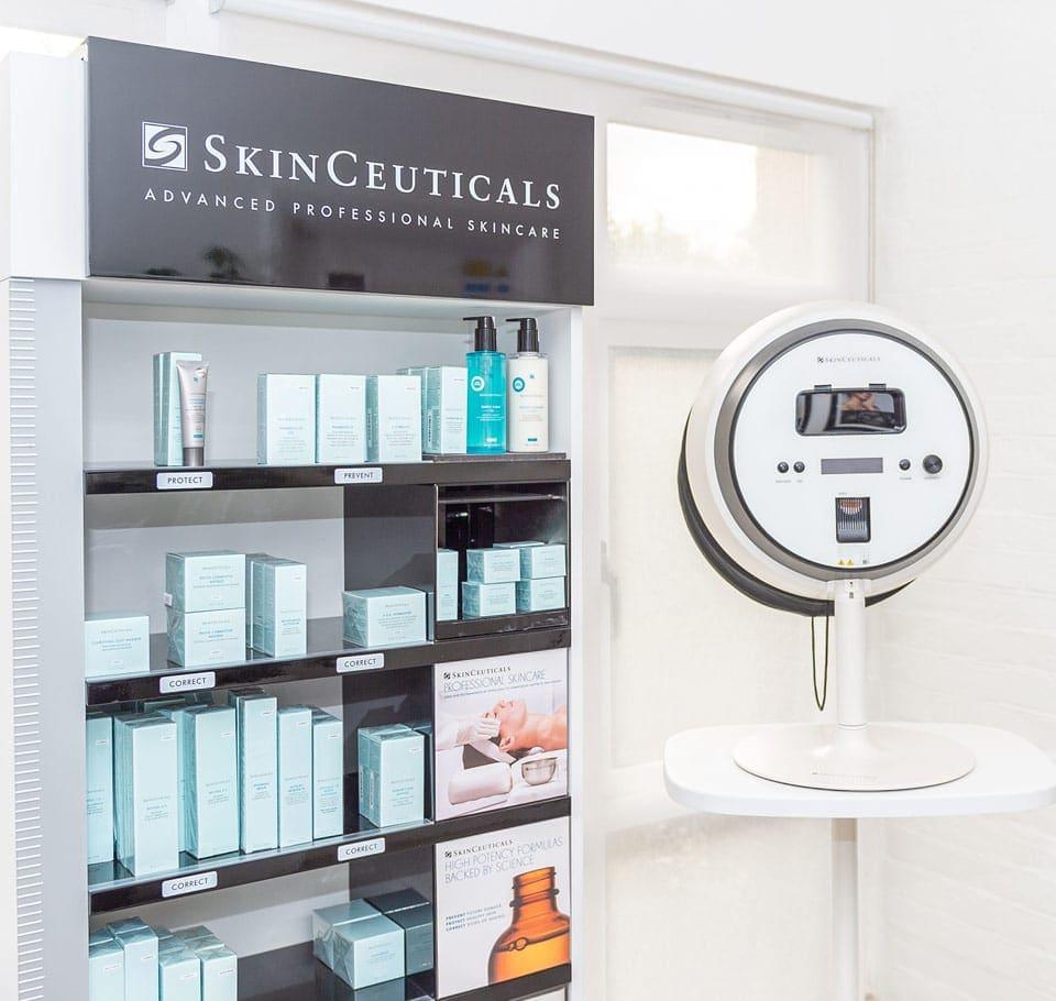 Skin Analysis / Skincare Image